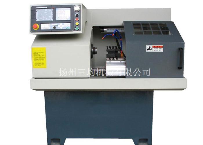 CK0660B-84型步进系统数控仪表车床