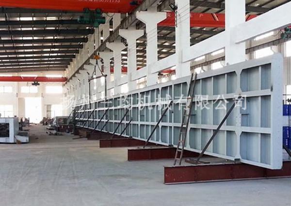 钢坝生产车间